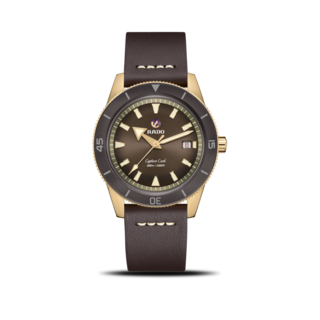 Rado Herrenuhr Captain Cook Automatic 42mm R32504306
