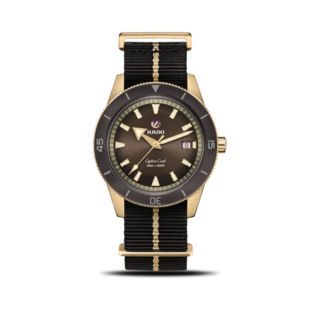 Rado Herrenuhr Captain Cook Automatic 42mm R32504307