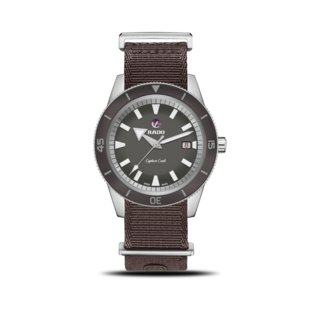 Rado Herrenuhr Captain Cook Automatic 42mm R32505018