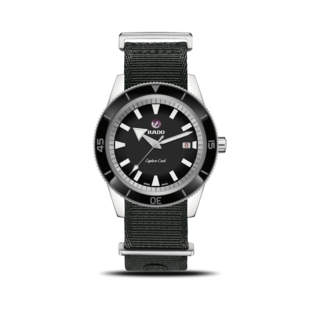 Rado Herrenuhr Captain Cook Automatic 42mm R32505158