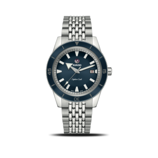 Rado Herrenuhr Captain Cook Automatik 42mm R32505203