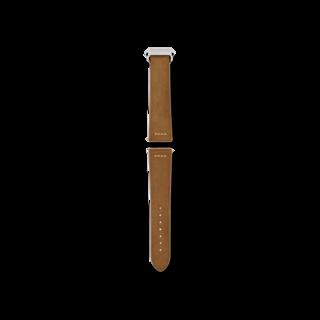 Rado Uhren-Armband Braunes Lederband für die Captain Cook Automatic 42mm R070909001