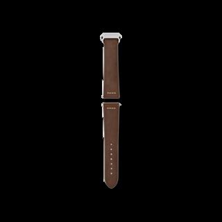 Rado Uhren-Armband Braunes Lederband für die Captain Cook Automatic 42mm R070911501