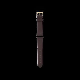 Rado Uhren-Armband Braunes Lederband für die Captain Cook Automatic Bronze 42mm R070915001