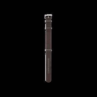 Rado Uhren-Armband Braunes NATO-Textilband für die Captain Cook Automatic 42mm R070913601
