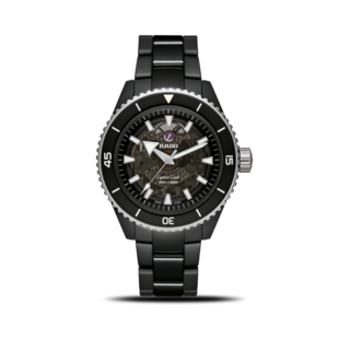 Rado Herrenuhr Captain Cook High-Tech Ceramic 43mm R32127152