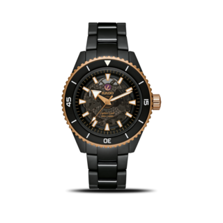 Rado Herrenuhr Captain Cook High-Tech Ceramic 43mm R32127162