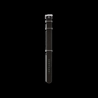 Rado Uhren-Armband Schwarzes NATO-Textilband für die Captain Cook Automatic 42mm R070913501