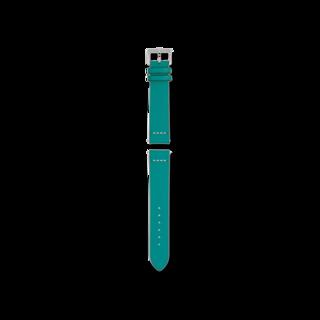 Rado Uhren-Armband Türkisfarbenes Lederband für die Captain Cook Automatic 37mm R070917601