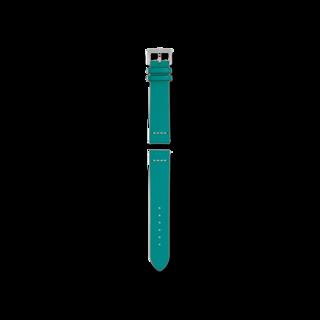 Rado Uhren-Armband Türkisfarbenes Lederband für die Captain Cook Automatic 42mm R070916901