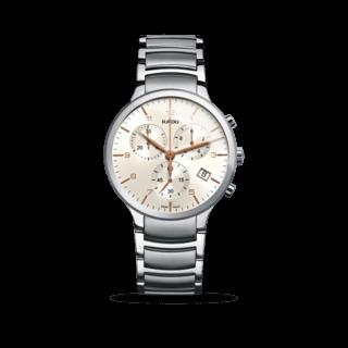 Rado Herrenuhr Centrix Chronograph XL Quarz R30122113