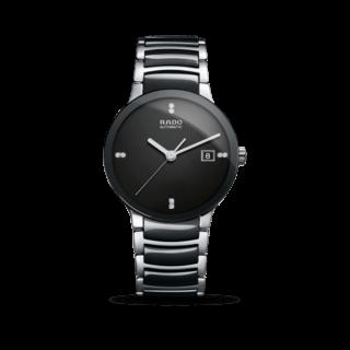 Rado Armbanduhr Centrix Diamonds L Automatik R30941702