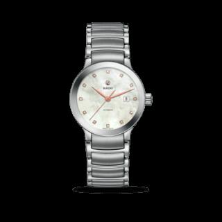 Rado Damenuhr Centrix Diamonds S Automatik R30027923