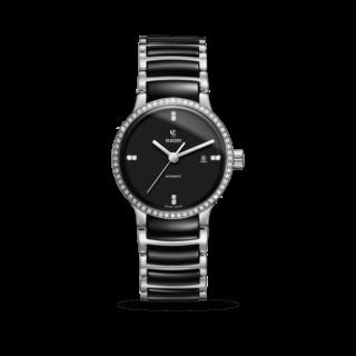 Rado Damenuhr Centrix Diamonds S Automatik R30160712
