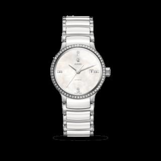 Rado Damenuhr Centrix Diamonds S Automatik R30160912