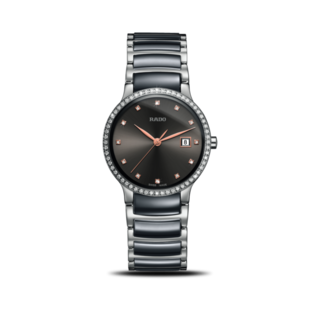 Rado Damenuhr Centrix Diamonds S Quarz R30936732