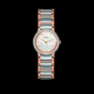 Rado Damenuhr Centrix Diamonds XS Quarz R30218923