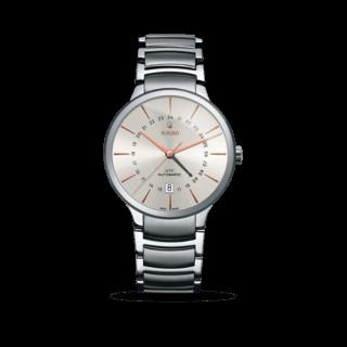 Rado Herrenuhr Centrix XL GMT Automatik R30164013