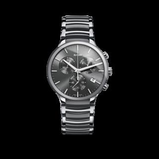 Rado Herrenuhr Centrix XL Quarz Chronograph R30122122