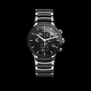Rado Herrenuhr Centrix XL Quarz Chronograph R30130152