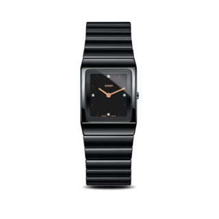 Rado Damenuhr Ceramica Diamonds S Quarz R21702722