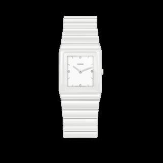 Rado Damenuhr Ceramica Diamonds S Quarz R21703712