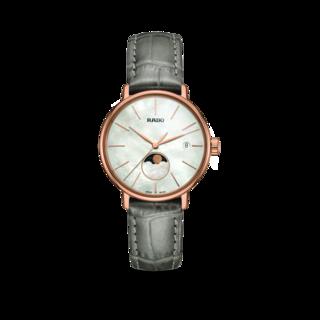 Rado Damenuhr Coupole Classic Mondphase Quarz R22885945