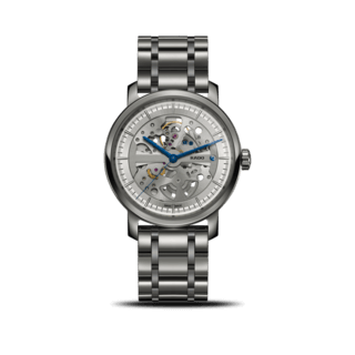 Rado Herrenuhr DiaMaster Automatik Skeleton Limited Edition R14132122
