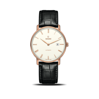 Rado Herrenuhr Ceramos Thinline Automatic R14068016