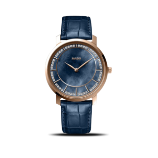 Rado Damenuhr Ceramos Thinline Quartz R14071916