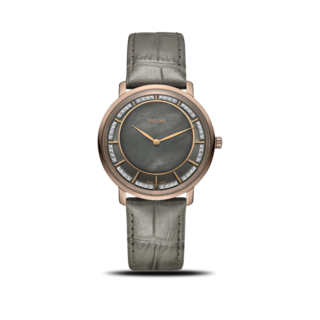 Rado Herrenuhr Ceramos Thinline Quartz R14071926