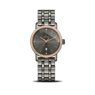 Rado Damenuhr DiaMaster Diamonds M Automatik Limited Edition R14097717