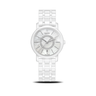 Rado Damenuhr DiaMaster Diamonds M Quarz R14065907