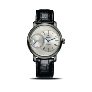Rado Herrenuhr DiaMaster XL Automatik Grande Seconde R14129136
