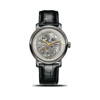 Rado Herrenuhr DiaMaster XL Automatik Skeleton Limited Edition R14132135