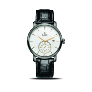 Rado Herrenuhr DiaMaster XL Petite Seconde COSC R14053016