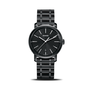 Rado Herrenuhr DiaMaster XL Quarz R14066182
