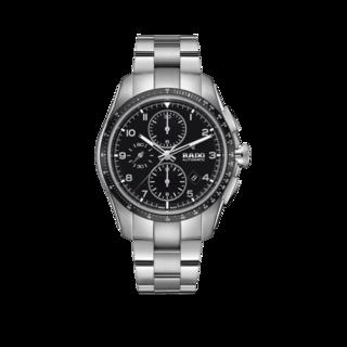 Rado Herrenuhr HyperChrome Automatik Chronograph 44mm R32042153