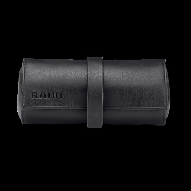 Damenuhr Rado HyperChrome Classic 35mm mit perlmuttfarbenem Zifferblatt und Edelstahlarmband bei Brogle