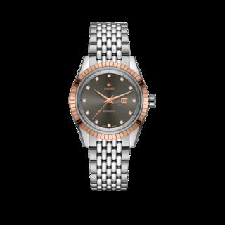 Rado Damenuhr HyperChrome Classic Automatic Diamonds R33102703