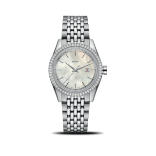 Rado Damenuhr HyperChrome Classic Diamonds 35mm R33099918