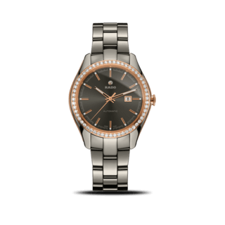 Rado Damenuhr HyperChrome Diamonds M Automatik Limited Edition R32523102