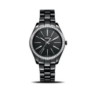 Rado Damenuhr HyperChrome Diamonds M Quarz R32312152