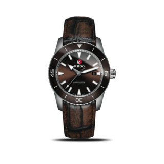 Rado Herrenuhr Hyperchrome Captain Cook XXL R32501305