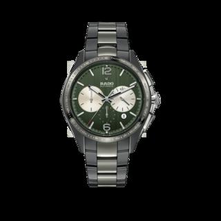 Rado Herrenuhr HyperChrome Tennis Automatik Chronograph R32022312