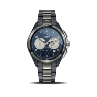 Rado Herrenuhr HyperChrome XXL Chronograph Automatik R32022102