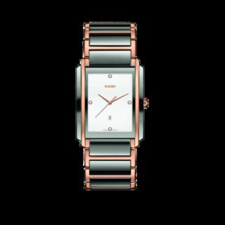 Rado Armbanduhr Integral Diamonds L Quarz R20140712