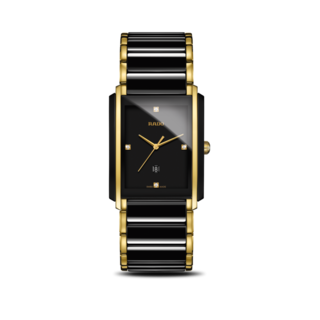 Rado Armbanduhr Integral Diamonds L Quarz R20204712
