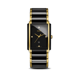Rado Armbanduhr Integral Diamonds L Quarz R20204712