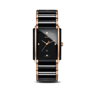 Rado Armbanduhr Integral Diamonds L Quarz R20207712